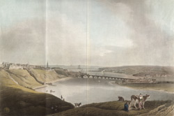 View of Berwick upon Tweed 47-c
